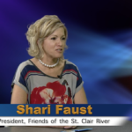 Sheri Faust,   President of Friends of the St. Clair River