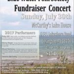 Blue Water Folk Society Fundraiser