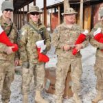 Stuff Stockings for Soldiers