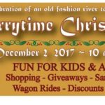 Marine City celebrating holidays with Old-Fashioned River Town Christmas