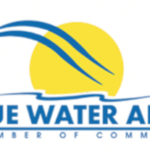 An individual has been impersonating the Blue Water Area Chamber of Commerce Staff