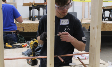 Over 125 students in TEC compete in SkillsUSA Competition