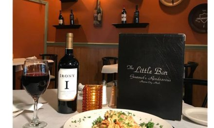 Tasteful Thursday: Little Bar Restaurant of Marine City