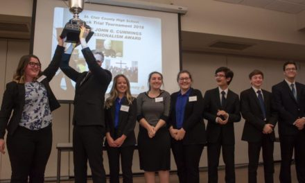 Three St. Clair County High Schools advance to State Competition in Mock Trial