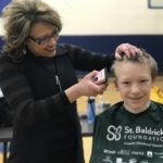 Going Bald for St. Baldricks