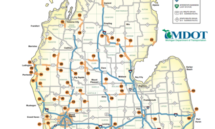 MDOT releases 2018 Michigan Construction Map