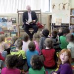 Garfield's Story Time with Mr. James Cain – March 22, 2018
