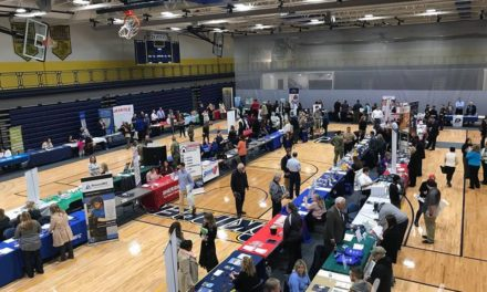 Over 200 people attended the SC4 Career Fair
