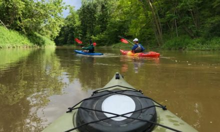 "The Michigan State Waterways Commission proposed ""kayak tax"""