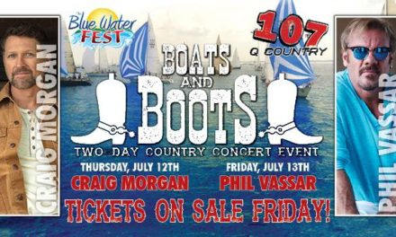 Blue Water Fest goes Country