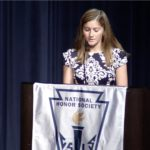 Port Huron Northern NHS Induction Ceremony – May 8, 2018