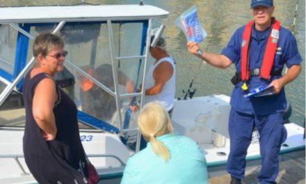 Free Safety Vessel Checks on June 23rd