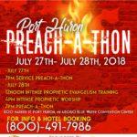 Port Huron Preach-A-Thon Coming Soon
