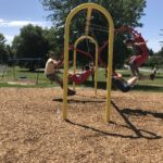 New Feature at Port Huron Township Park Helps Parents Bond