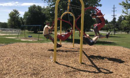 New Feature at Port Huron Township Park Helps Parents Bond