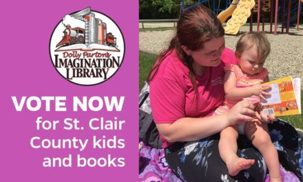 Help Imagination Library Win $25k