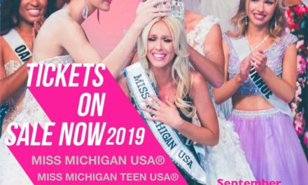 Miss Michigan Competition at McMorran this Weekend