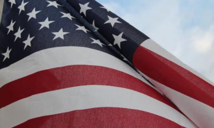 Veterans & American Flags Honored in New Way