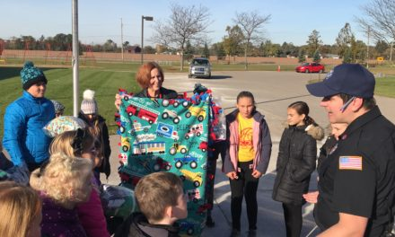 Elementary Students Help Make a Difference in the Community