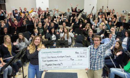 Community Foundation Feels Thankful on Thursdays in November