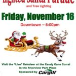 St. Clair Welcomes Santa to Town on Nov. 16th