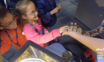 Super Science Day at SC4 Draws Large Community Response