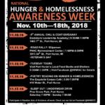 Nonprofit Shares Awareness of National Hunger & Homelessness Week