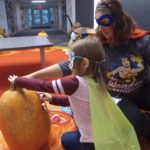 Superheroes take over the Early Childhood Center – October 31, 2018