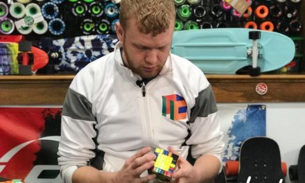 "Local Rubik's Cube Extraordinaire Travels World Competing in ""Speedcubing"""