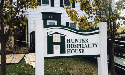 Hunter Hospitality House Celebrates Milestone in Community