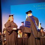 Second Complete Your Degree Participant Graduates