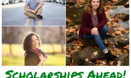 Scholarship Window Open at Community Foundation