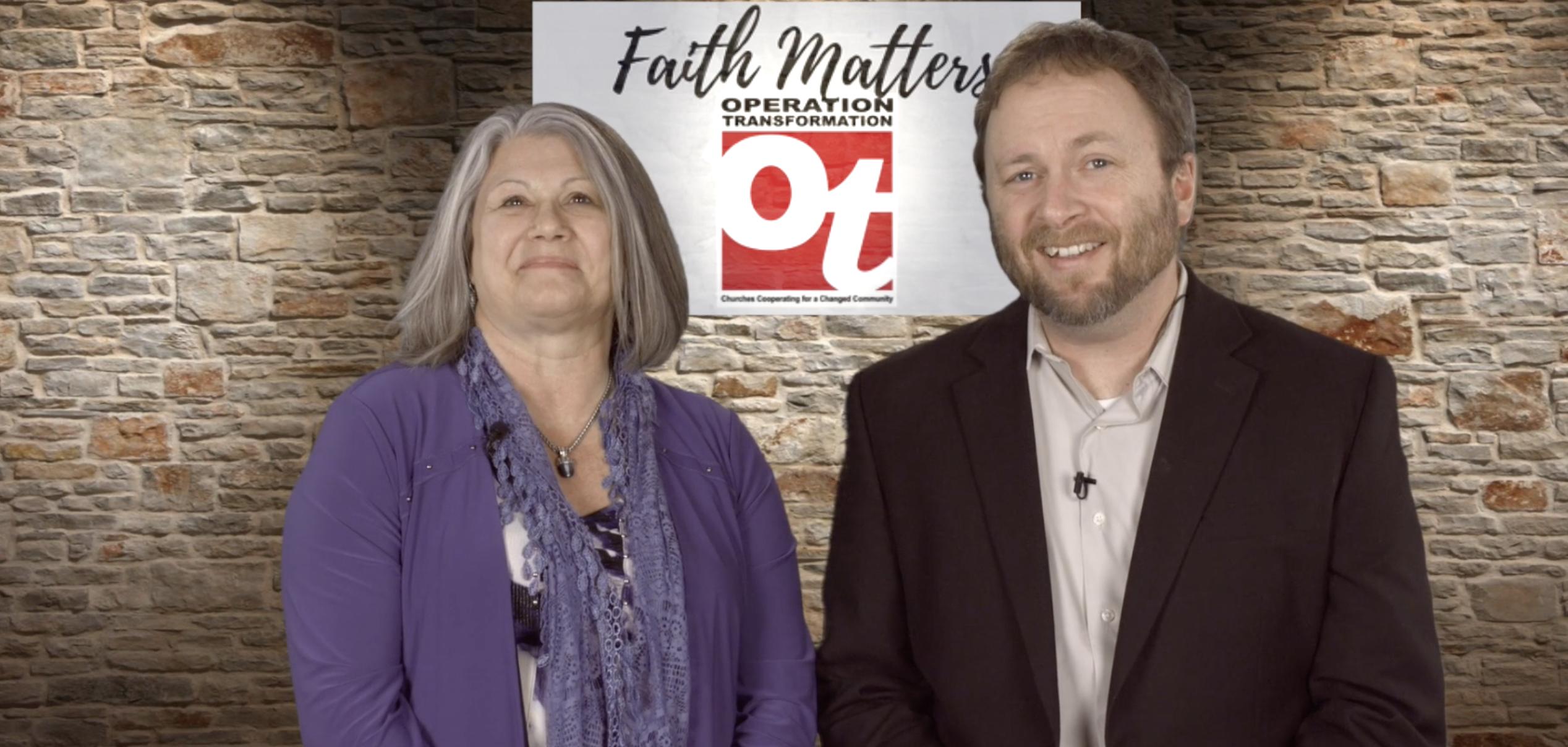 Annette Mercatante: The Bridge Between Faith and Crisis
