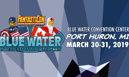 Blue Water International Comic-Con Returns March 30th