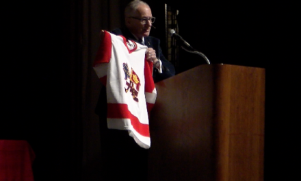 Mike Emrick Talks About His Broadcasting Career