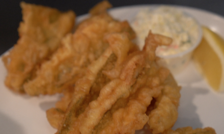 Best Food in the Blue: Fish & Chips