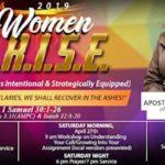 Kimberly Jackson, Women's Arise Conference