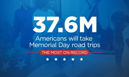 Expect to See More Travelers on the Road this Memorial Day Weekend