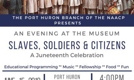Port Huron Celebrates Juneteenth on June 15th