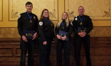 Four Local EMS Workers Honored at Michigan Capital