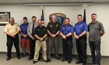 Sheriff Deputizes Seven Clay Township Police Officers