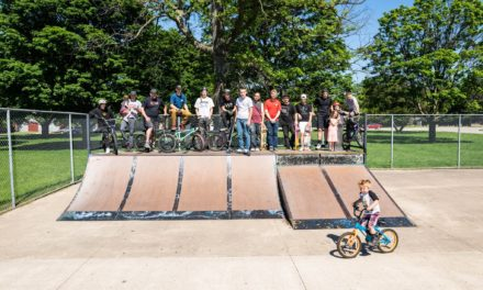 Ramp Rail Jam To Raise Matching Funds for New Skate Park