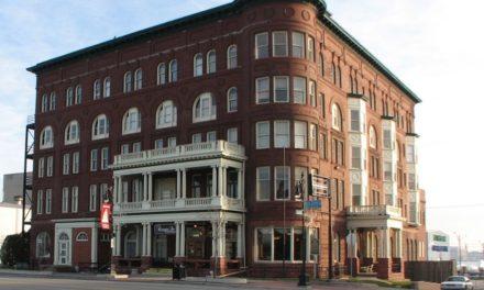 Hotel Harrington Facade Uplift in Near Future