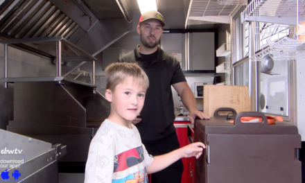Son Inspires Father's Food Truck Business