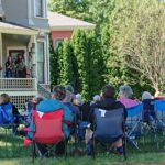 Olde Town Porch Concerts Shine Light On Historic Court Street