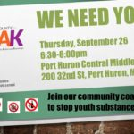 SPEAK Looks to Address Substance Abuse Amongst Area Youth