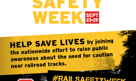 Rail Safety Week Looks to Raise Awareness About Railroad Safety