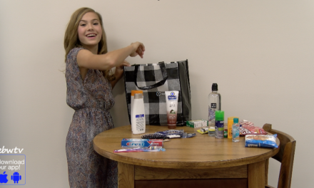 Marysville Teen Organizes Blessing Pack Project to Help Community