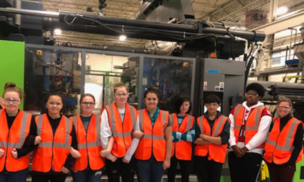 Local Students Visit Manufactures for Manufacturing Day