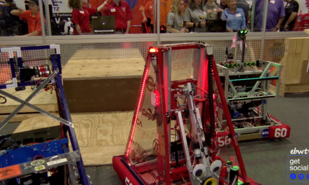 New Practice Field Revealed for St. Clair County Robotics Teams